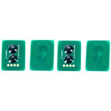 Чіпи Okidata C3300, C3400, C3450, C3600, MC350, MC360 (Black, Cyan, Magenta, Yellow)