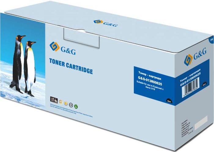 Картридж G&G для Xerox WorkCentre 3119 аналог 013R00625