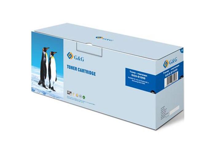 Картридж G&G аналог Samsung MLT-D109S для SCX-4300