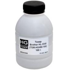 Тонер HG для Brother HL-2132, HL-2240, HL-2250, DCP-7057, DCP-7065, MFC-7360, MFC-7860 (HG450-100) 100г