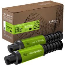 Картридж Patron аналог HP 103AD (W1103AD) для Neverstop Laser 1000, 1200 GREEN Label подвійна упаковка