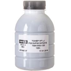 Тонер IMEX для HP P2015, P3015, P4015, M401, M601, M605, M4555, M525 (MGi-120) 120г