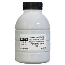 Тонер IMEX для Samsung ML-1510, ML-1710, ML-2525, ML-2160, ML-3750, M3820, M4020 (IX-SAM-SML-2-100) 100г