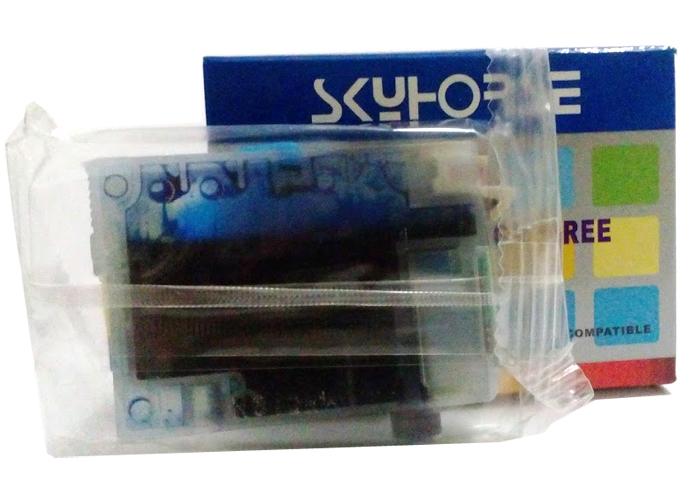 Картридж Skyhorse для Epson Stylus C67, C87 (C13T0632) Cyan