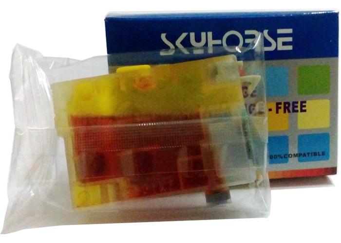 Картридж Skyhorse для Epson Stylus C67, C87 (C13T0634) Yellow