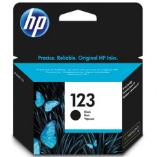 Картридж HP No.123 для DeskJet 2130, 2620, 2630, 3639 (F6V17AE) Black