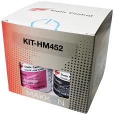 Набір для заправки HP CLJ Pro M452, M477, Canon LBP650, MF730 (KIT-HM452) Static Control