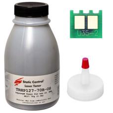 Набір для заправки HP Pro MFP M125, M127, M201, M225 (CF283A) SCC