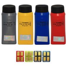 Набір для заправки Samsung CLP-300, CLX-2160, CLX-3160, CLX-3160 (SCC)