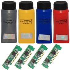 Комплект для заправки принтерів Samsung CLP-365, CLP-360, CLX-3305, CLX-3300, SL-C460W (IPM)