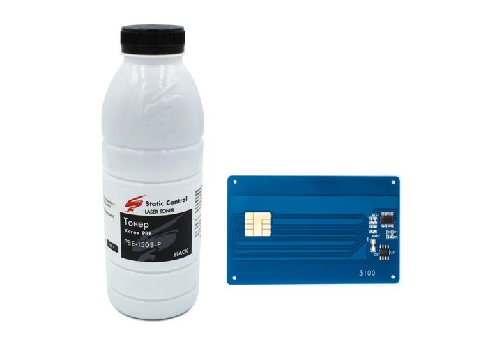 Тонер та чіп для заправки Xerox Phaser 3100 MFP (SCC)