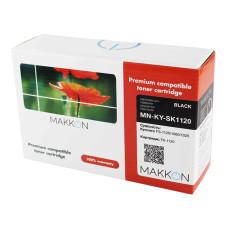 Тонер-картридж Makkon аналог Kyocera TK-1120 (ECOSYS FS-1060, FS-1025, FS-1125) MN-KY-SK1120