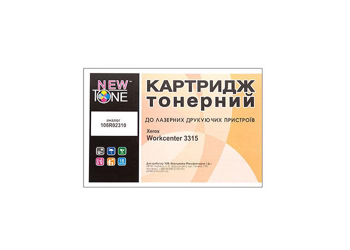 Картридж NewTone для Xerox WorkCentre 3315DN, WC 3325DNI (NT106R02310E) 5k