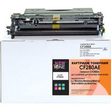 Картридж NewTone для HP LaserJet Pro 400 M401, M425 (CF280A)