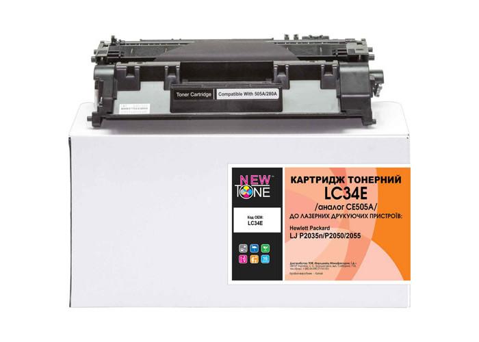 Картридж NewTone для HP P2035, P2055, LBP-6300, LBP-6650, MF411, MF416, MF5840 (Canon 719)