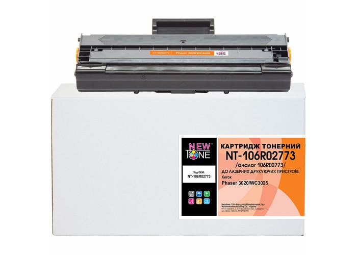 Картридж NewTone аналог Xerox 106R02773 для Phaser 3020, WorkCentre 3025 (NT-106R02773)