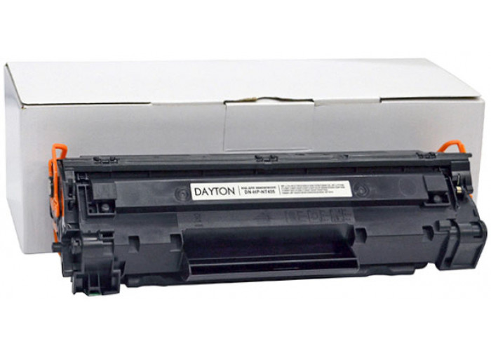 Картридж DAYTON аналог Canon 712, 713, 725, HP CE285A, CB435A, CB436A (DN-HP-NT435)