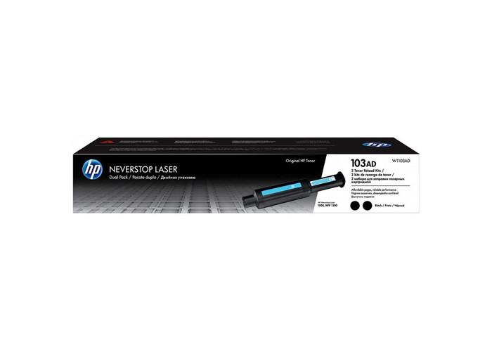 Картридж HP 103A (W1103AD) для Neverstop Laser 1000, 1200 подвійна упаковка