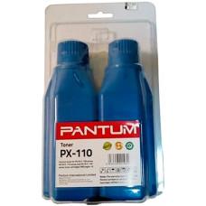Комплект для заправки Pantum P2000, P2050, M5005, M6000, M6005 (для PC-110) PX-110 2 тонери, 2 чіпа