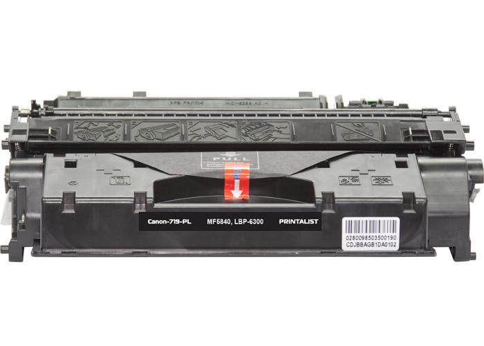 Картридж Printalist аналог Canon 719 (LBP-6300, LBP-6650, MF5580, MF5840, MF5940, MF6180)