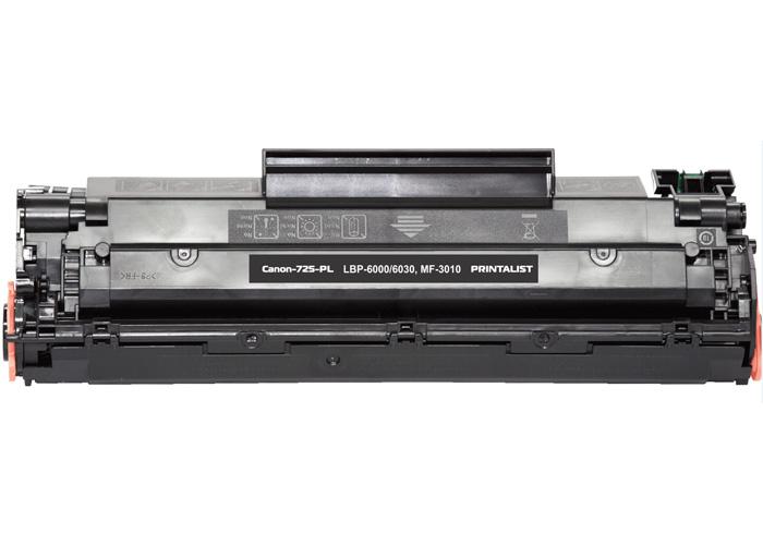 Картридж Printalist аналог Canon 725 (LBP-6000, LBP-6020, LBP-6030) 725-PL