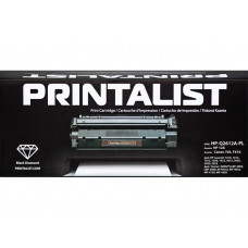 Картридж Printalist аналог HP 12A, Q2612A (1010, 1012, 1018, 1020, 1022, LBP-2900) Q2612A-PL
