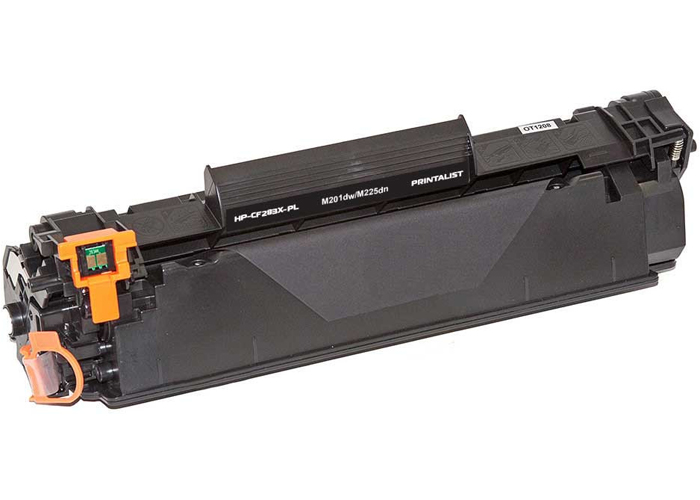 Картридж Printalist аналог HP 83X, CF283X (M201, M225) CF283X-PL