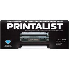 Картридж PRINTALIST аналог Canon 045 (LBP610, LBP611, LBP612, LBP613, MF630, MF632, MF634) Cyan