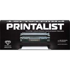Картридж PRINTALIST для HP Color LaserJet Pro 200 M251, M276 аналог CF210A Black