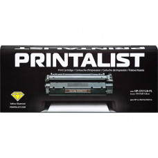 Картридж PRINTALIST для HP Color LaserJet Pro 200 M251, M276 аналог CF212A Yellow
