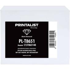 Картридж Epson WorkForce Pro M5190DW, M5690DWF аналог C13T865140 (PL-T8651) PRINTALIST