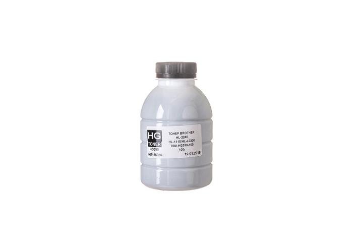 Тонер HG для HP універсальний 1010, P2035, 1160, P4015, M402, P1005 (HG20T) (TSM-HG20T-080) 80г