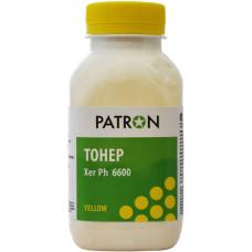 Тонер Patron для Xerox Phaser 6600, WC6605 (PN-XP6600-Y-070) Yellow 70г