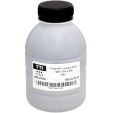 Тонер TTI для HP 1010, 1020, 1200, Canon LBP-2900, LBP-3000, MF4018 (T105-X-100) 100г