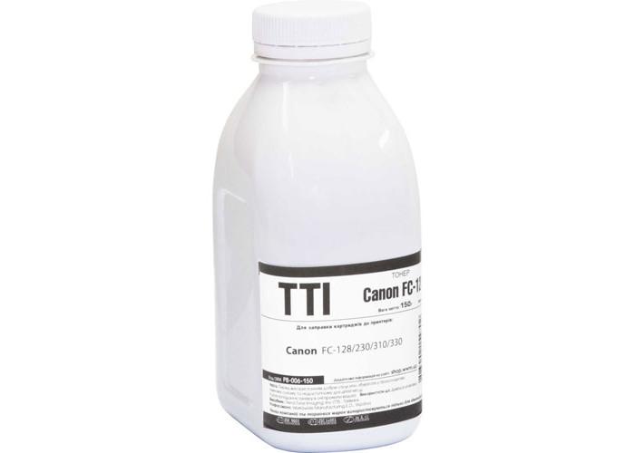 Тонер TTI для Canon FC220, FC310, FC330, PC150, PC300, PC730 (PB-006-150) 150г