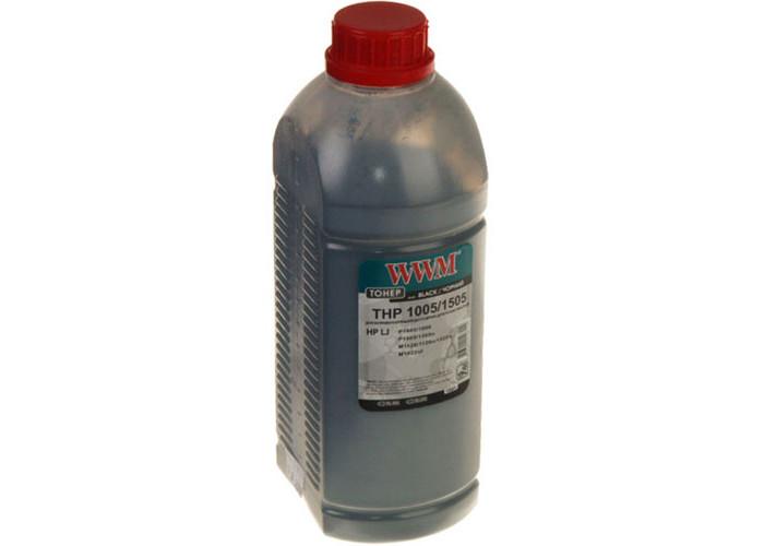 Тонер WWM THP1005 для HP P1005, P1505, P1102, M125, M225, M401, LBP-3010, LBP-6000 (TB85-5) 1кг