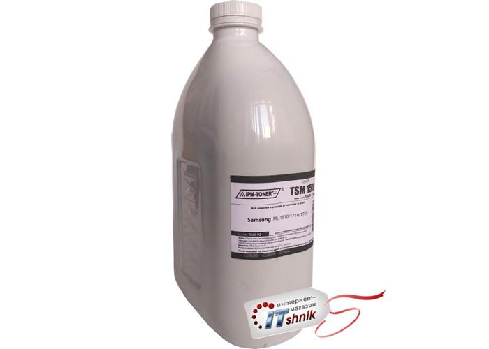 Тонер IPM TSM1510 для Samsung ML-1210, ML-1430, ML-1510, ML-1710 (TB62-P3) 900г