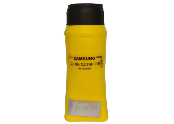 Тонер IPM для Samsung CLP-300, CLP-310, CLP-320, CLP-360, CLX-3160, CLX-3170, Xerox Phaser 6110 (TSSM44) Yellow