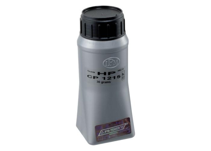 Тонер IPM для HP CP1025, M175, M275, M176, M177, CP1215, CP1525 (TSH91) 30г Black