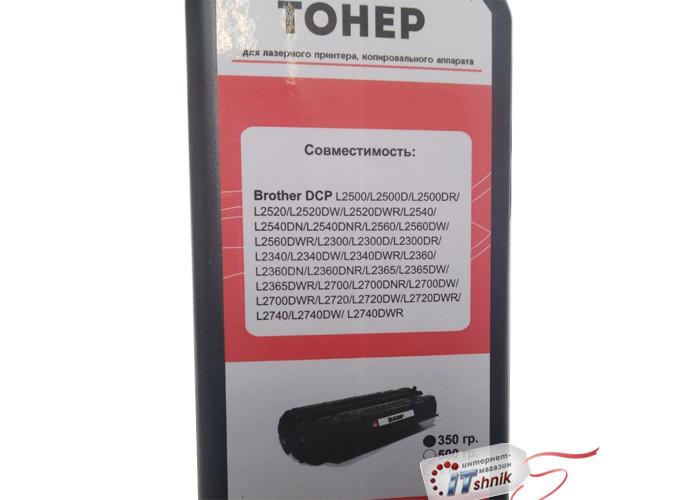 Тонер BASF для Brother L2300, L2500, HL-1110, HL-2030, HL-2240, DCP-7380, MFC-7220 (BT-TN2335-350) 350г