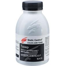 Тонер SCC для Canon, HP універсальний Black (MPTCOL-50B-KOS-P) 50г