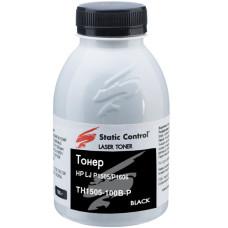 Тонер Static Control TH1505 для HP P1505, P1606, Canon MF3010, LBP-6000, LBP-3020 (TH1505-100B-P) 100г