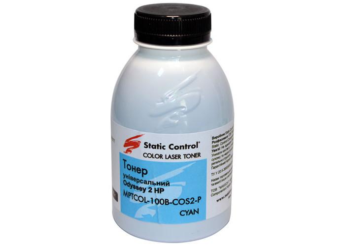 Тонер SCC для HP CLJ M252, M274, M277, M452, M476, M477, M651 (MPTCOL-100B-COS2-P) Cyan