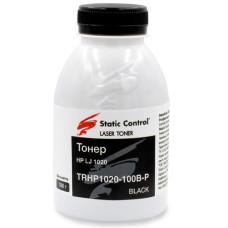 Тонер SCC для HP 1010, 1018, 1020, Canon LBP-2900, MF4010, MF4120, MF4690 (TRHP1020-100B-P) 100г