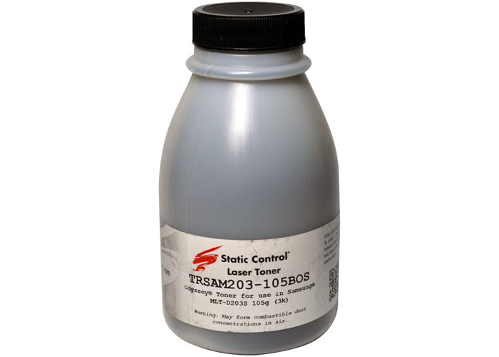 Тонер SCC для Samsung SL-M3320, M3325, M3370, M3820, M4020, M4070 (TRSAM203-105BOS) 105г