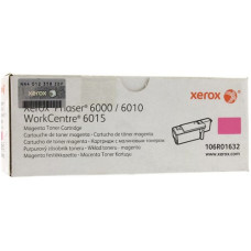Тонер-картридж Xerox Phaser 6000, 6010, WorkCentre 6015 (106R01632) Magenta