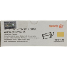 Картридж Xerox Phaser 6000, 6010, WorkCentre 6015 (106R01633) Yellow