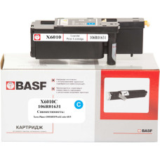 Картридж BASF аналог Xerox Phaser 6000, 6010N, WorkCentre 6015 (106R01631) Cyan