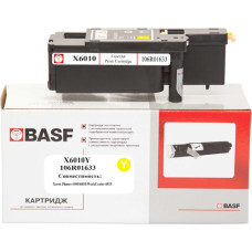 Картридж BASF аналог Xerox Phaser 6000, 6010N, WorkCentre 6015 (106R01633) Yellow