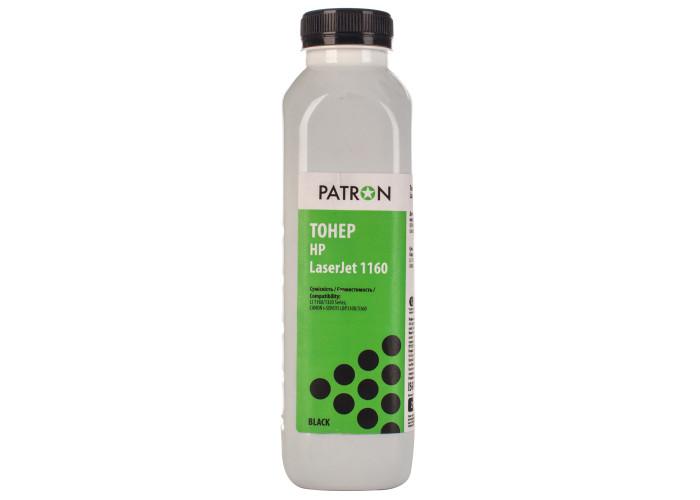 Тонер Patron для HP LaserJet 1160, 1320 (Q5949X) 290г (PN-HLJ1160-290)